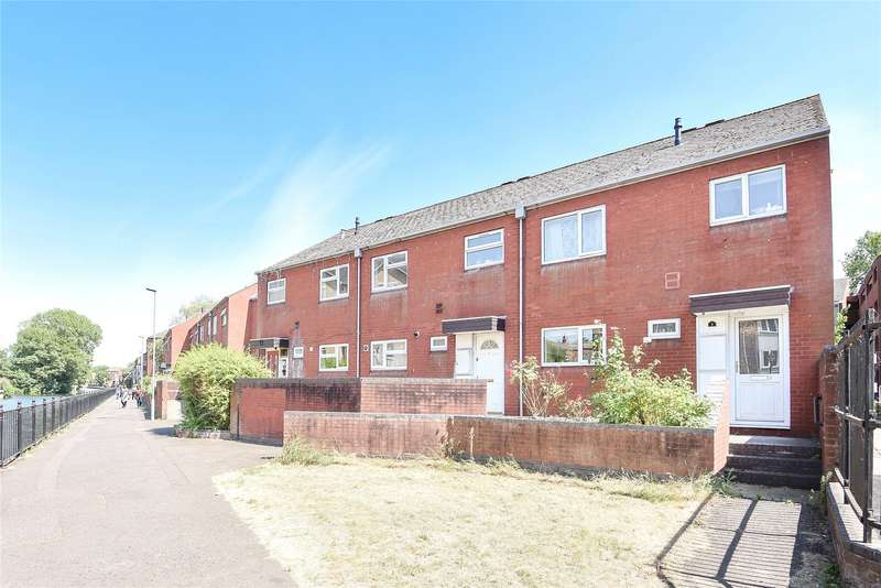3 Bedrooms End Of Terrace House for sale in Kennet Side, Reading, Berkshire, RG1