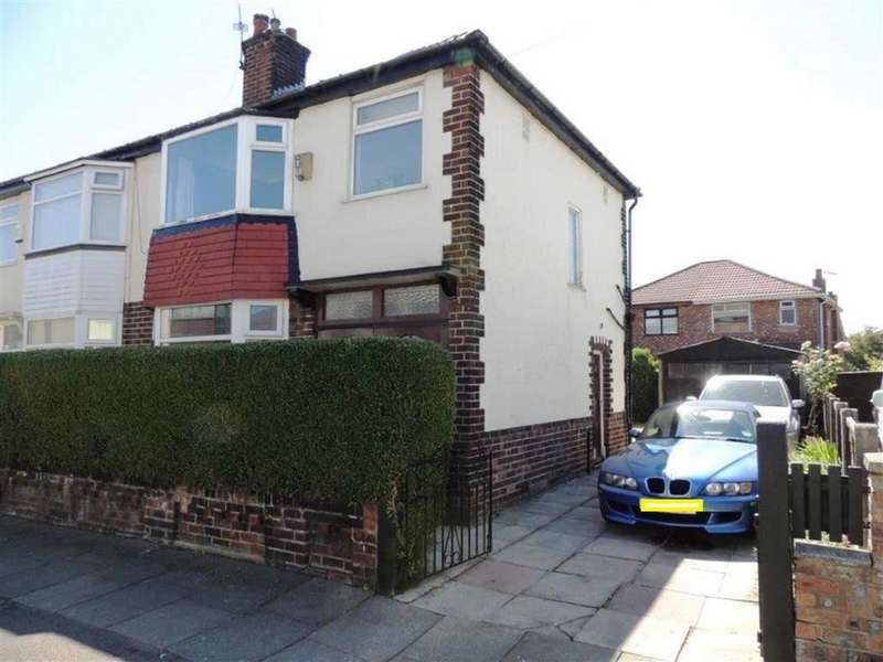3 Bedrooms Semi Detached House for sale in St Andrews Avenue, Droylsden, Manchester