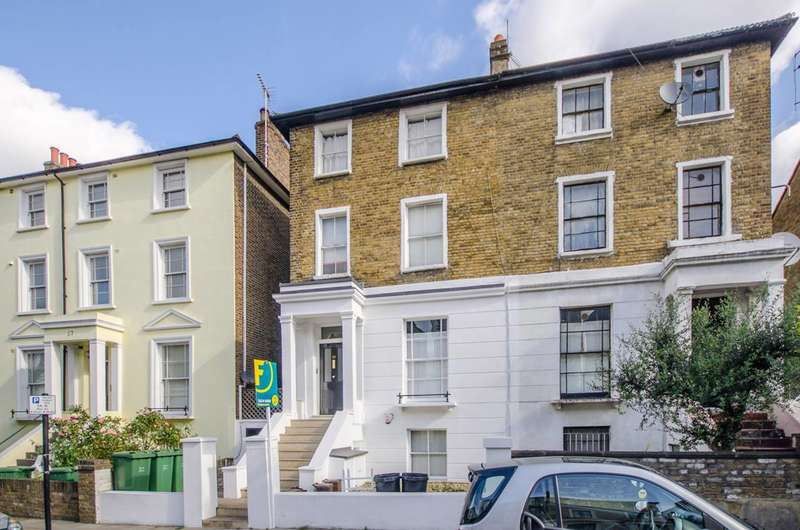 2 Bedrooms Flat for sale in Agar Grove, Camden, NW1