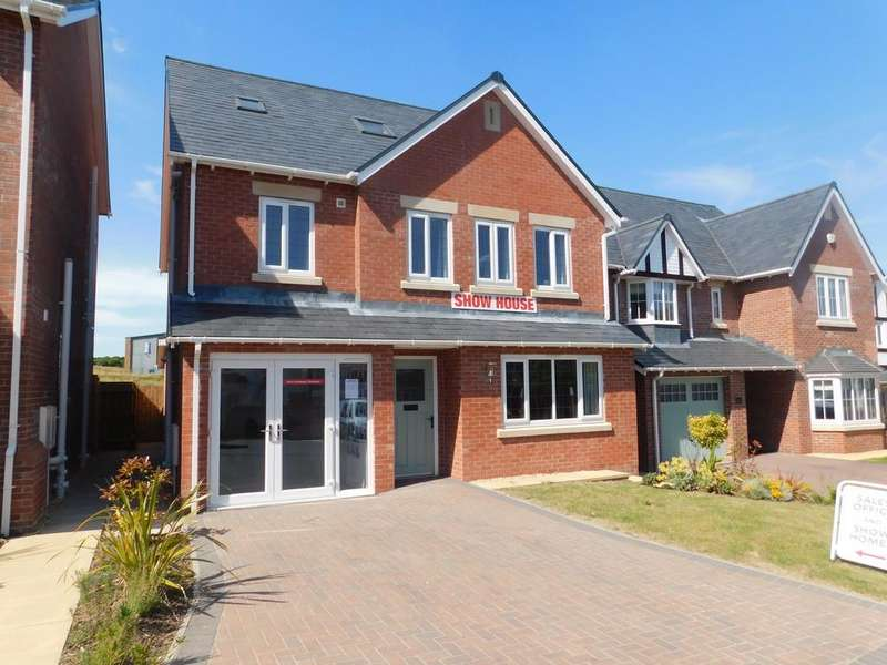 4 Bedrooms Detached House for sale in Plot 3, Thorncliffe Road, Barrow LA14 5QA