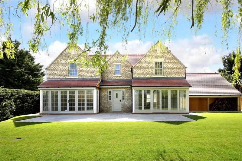 5 Bedrooms Detached House for sale in Goosey, Faringdon, Oxfordshire, SN7