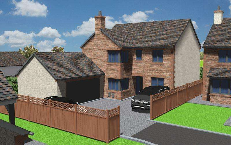4 Bedrooms Detached House for sale in 3 Lambert Croft, Bolton, Appleby-In-Westmorland