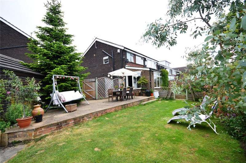 3 Bedrooms Semi Detached House for sale in Quarry Bank Court, Kirkstall, Leeds