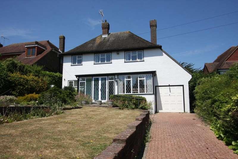 3 Bedrooms Detached House for sale in Garnet Drive, Eastbourne BN20