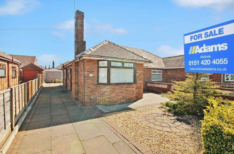 2 Bedrooms Bungalow for sale in Clincton View, Widnes
