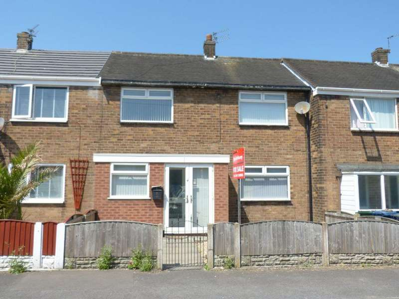 3 Bedrooms Terraced House for sale in Sycamore Drive, Skelmersdale, WN8