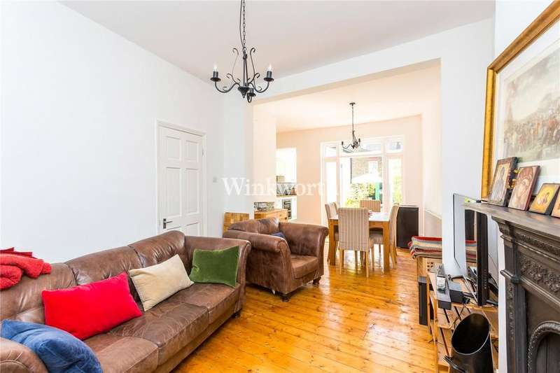 3 Bedrooms Terraced House for sale in Loxwood Road, Tottenham, London, N17