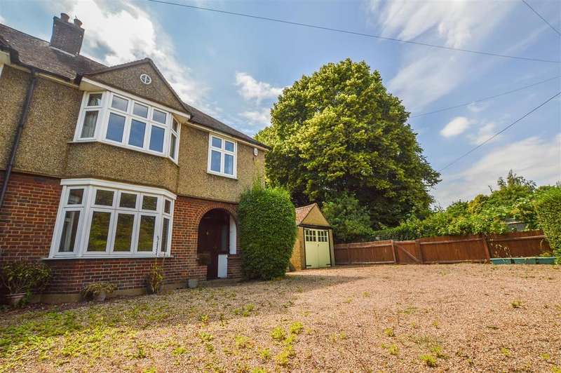 4 Bedrooms Semi Detached House for sale in High Street, London Colney, St. Albans