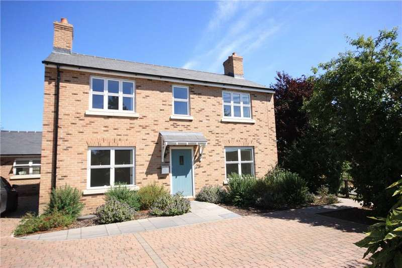 4 Bedrooms Detached House for sale in Hardwick Road, Toft, Cambridge, CB23