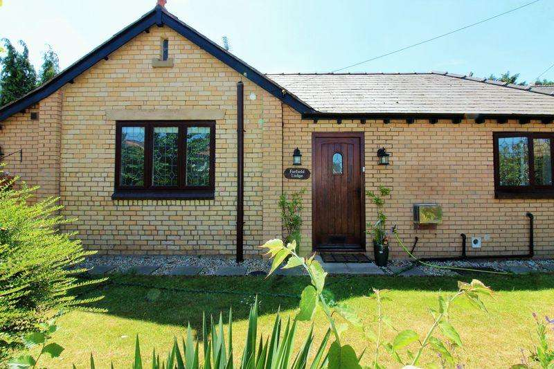 4 Bedrooms Detached Bungalow for sale in Church Hill, Deeside