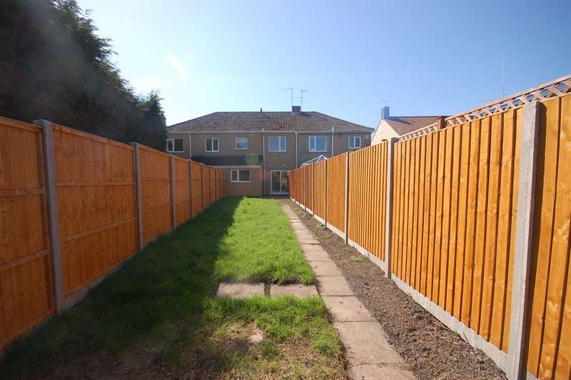 2 Bedrooms Flat for sale in Leicester Square, Bristol, BS16 4PD