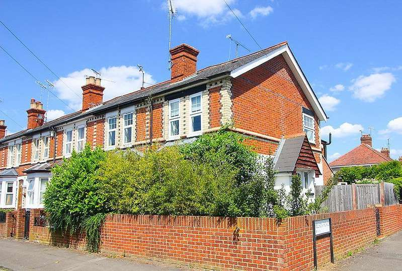 2 Bedrooms End Of Terrace House for sale in St. Johns Road, Caversham, Reading