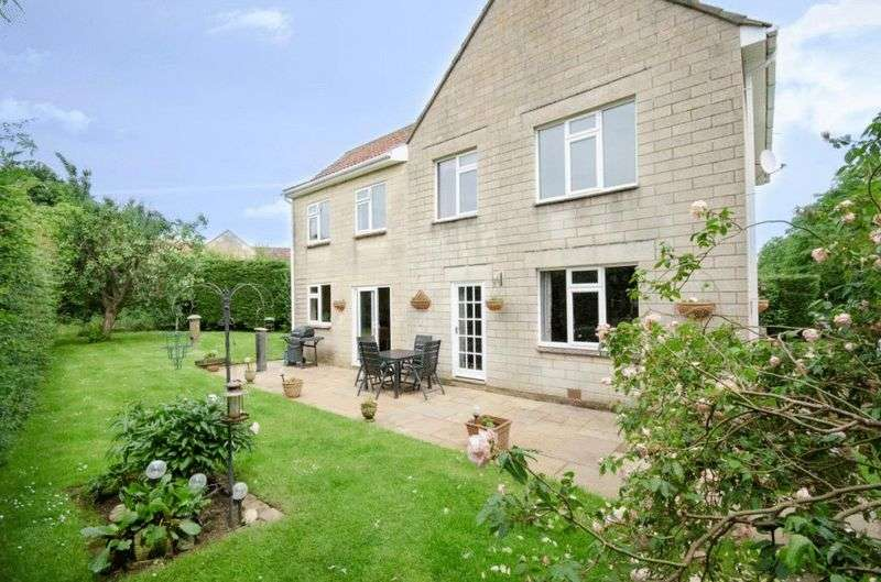 4 Bedrooms Property for sale in The Green Broughton Gifford, Melksham