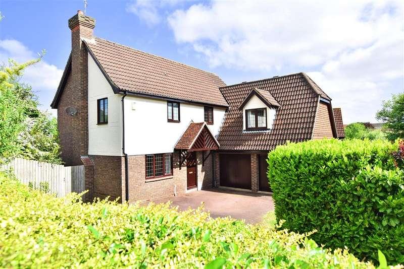 4 Bedrooms Detached House for sale in Bickmore Way, , Tonbridge, Kent