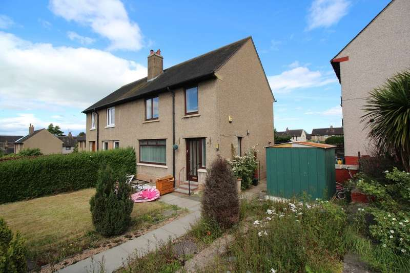 3 Bedrooms Semi Detached House for sale in Balmullo Place, Dundee, DD4