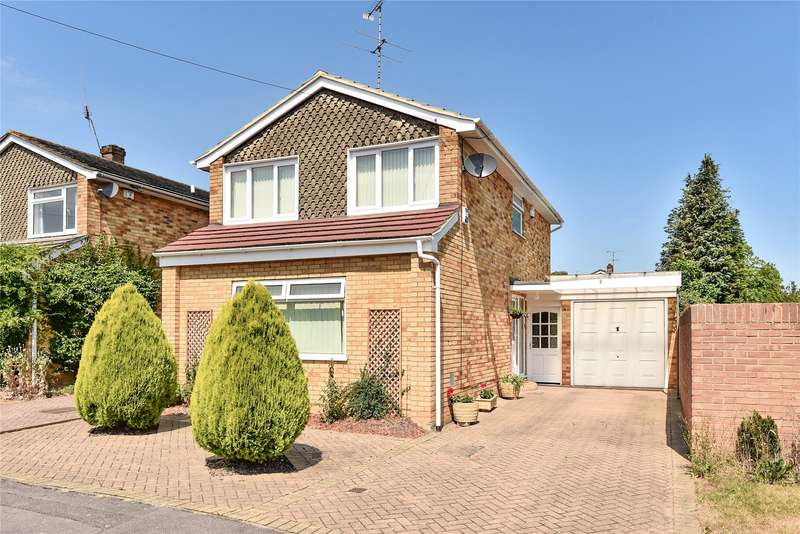 3 Bedrooms Detached House for sale in Partridge Mead, Maidenhead, Berkshire, SL6