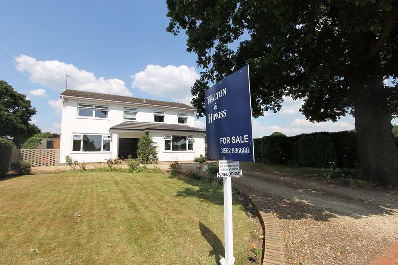5 Bedrooms Detached House for sale in Belbroughton Road, Blakedown, Kidderminster, DY10