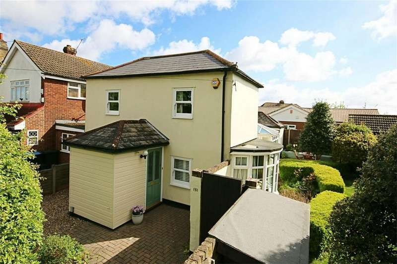 4 Bedrooms Cottage House for sale in Potter Street, Harlow, Essex