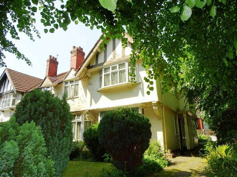 5 Bedrooms Semi Detached House for sale in Broom Lane, Broughton Park, Salford