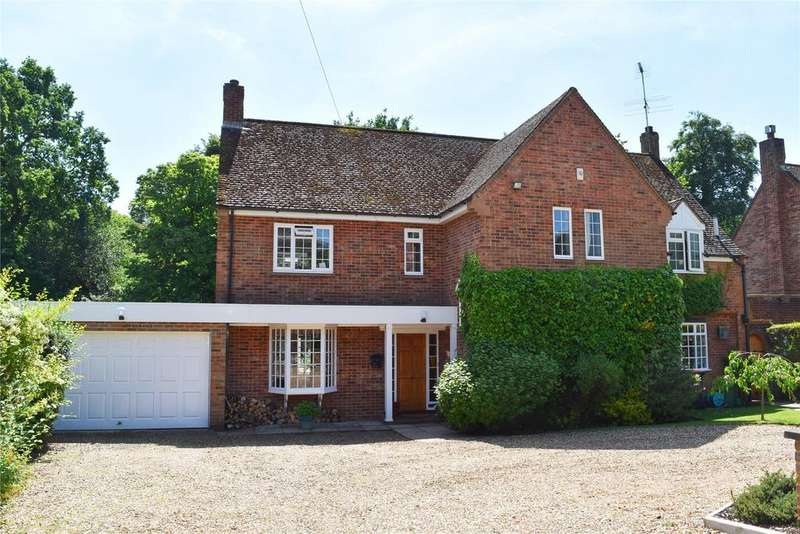 4 Bedrooms Detached House for sale in Heath Court, Leighton Buzzard