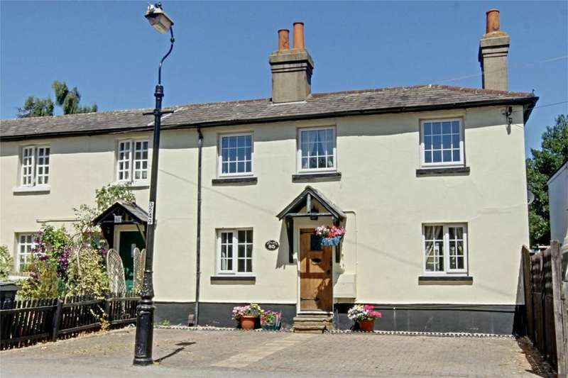 3 Bedrooms Semi Detached House for sale in High Street, Harlow, Essex