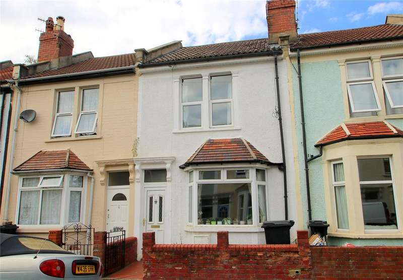 2 Bedrooms Terraced House for sale in Garnet Street, Bedminster, Bristol, BS3