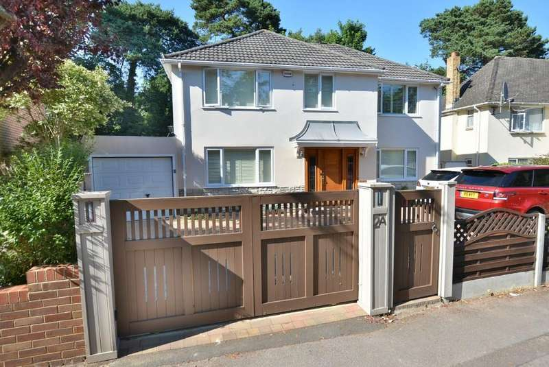5 Bedrooms Detached House for sale in St. Augustins Road, Bournemouth