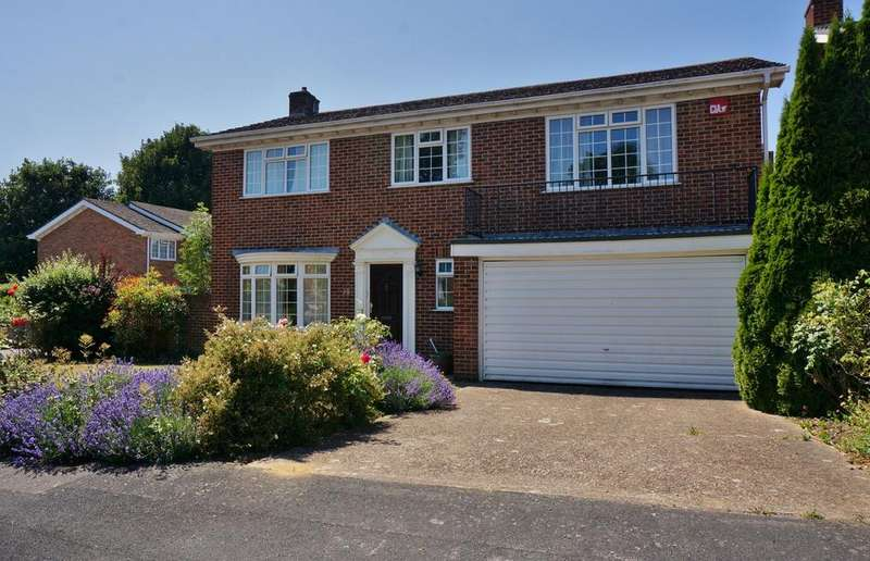 4 Bedrooms Detached House for sale in TOR CLOSE, DOWN END