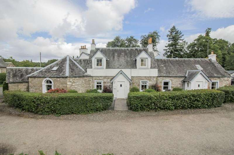4 Bedrooms Detached Villa House for sale in Dykehead House, Dykehead, Port Of Menteith, FK8 3JY