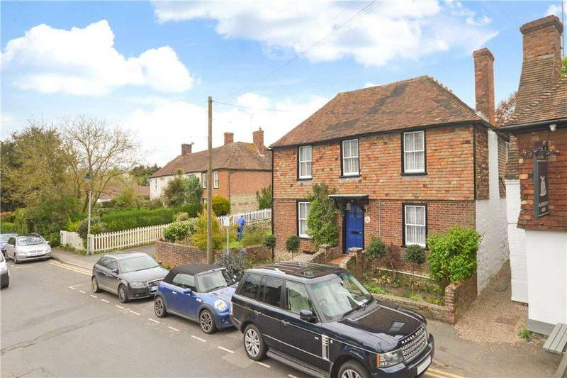 3 Bedrooms Detached House for sale in The Street, Willesborough, Ashford, Kent