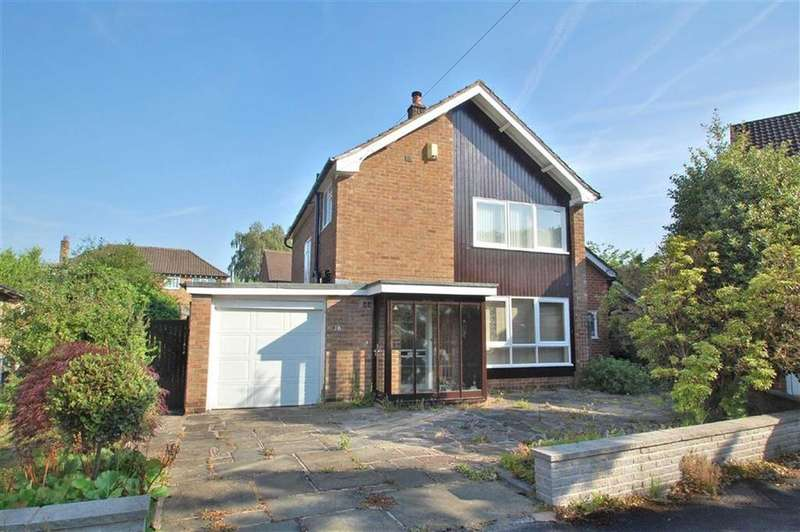 4 Bedrooms Detached House for sale in College Close, Wilmslow, Cheshire