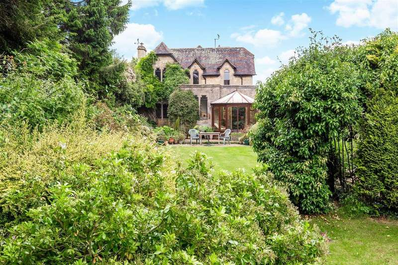5 Bedrooms Detached House for sale in Lynch Road, France Lynch, Stroud
