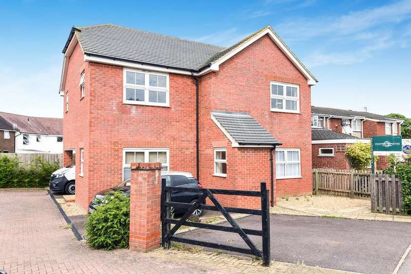 2 Bedrooms Maisonette Flat for sale in Tattlers Knoll, Toddington, LU5