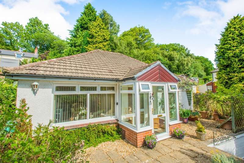 2 Bedrooms Detached Bungalow for sale in Stoney Road, Garndiffaith, Pontypool