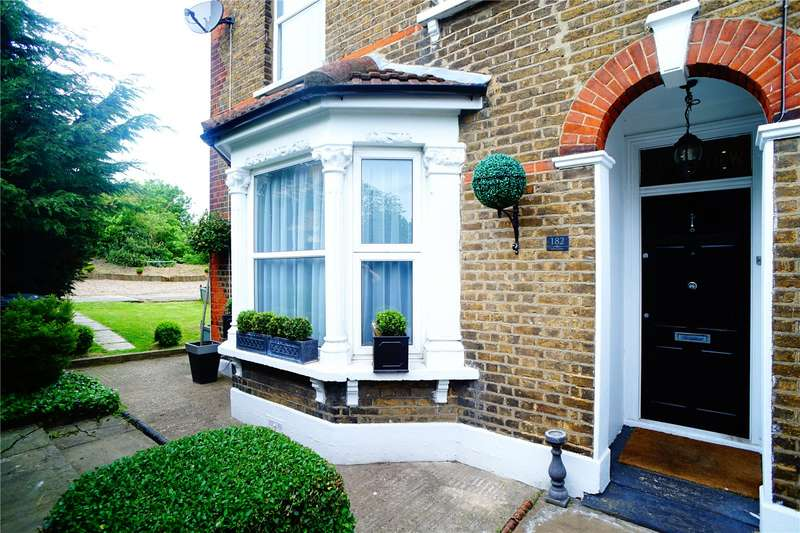 4 Bedrooms Semi Detached House for sale in London Road, Greenhithe, Kent, DA9