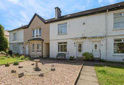 3 Bedrooms Terraced House for sale in Great Western Road, Knightswood, Glasgow