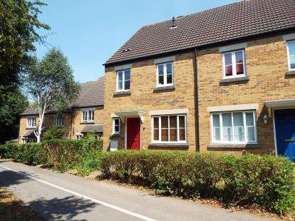 3 Bedrooms Semi Detached House for sale in Saint Way, Stoke Gifford, Bristol, South Gloucestershire