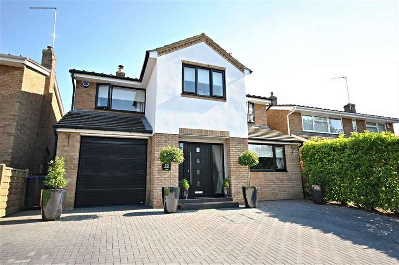 4 Bedrooms Detached House for sale in Boughton