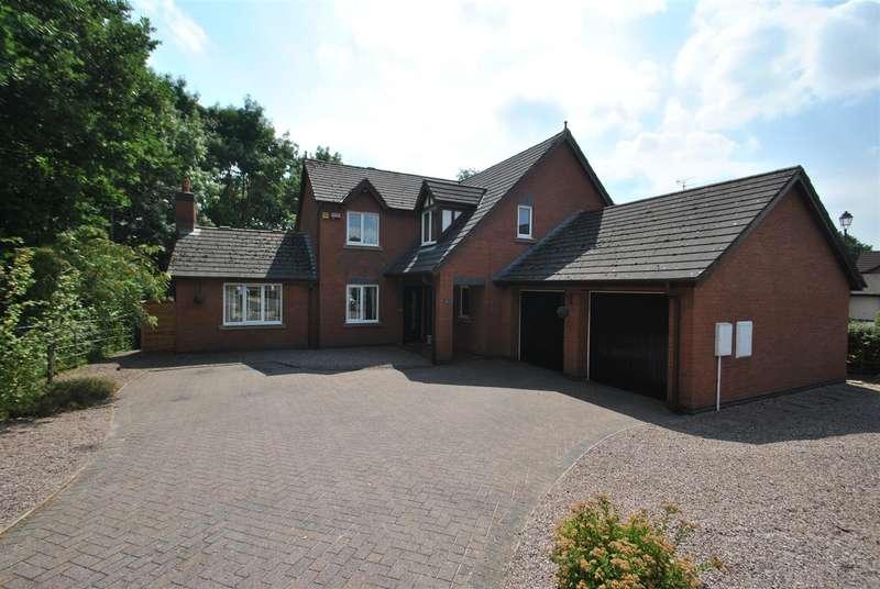 4 Bedrooms Detached House for sale in Hatfield Gardens, APPLETON,, Warrington, WA4