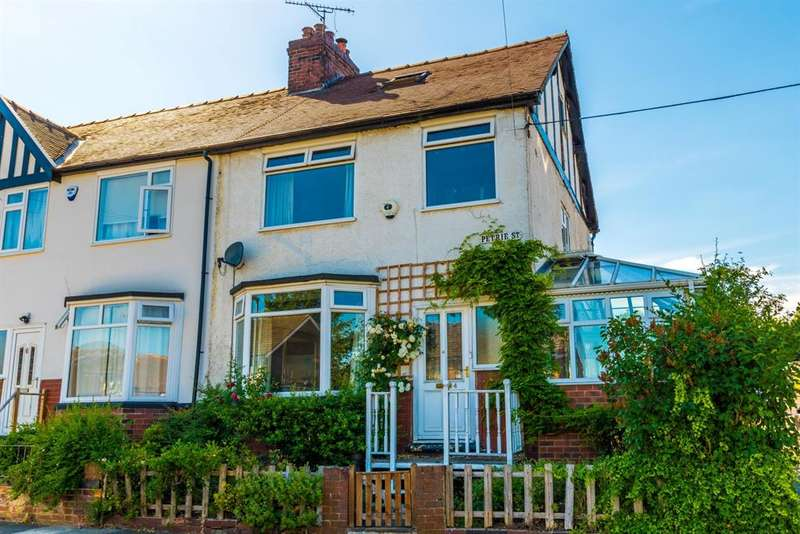 4 Bedrooms End Of Terrace House for sale in Petrie Street, Rodley, LS13