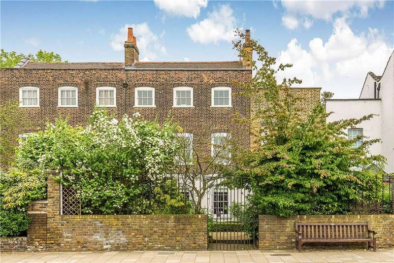 5 Bedrooms Semi Detached House for sale in Kew Road, Richmond, TW9