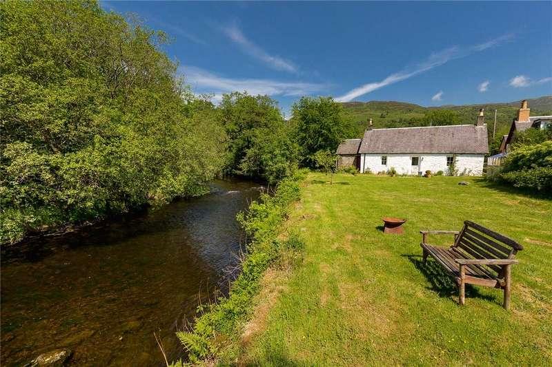 2 Bedrooms Unique Property for sale in Riverview, Brig O Turk, Callander, Perthshire, FK17