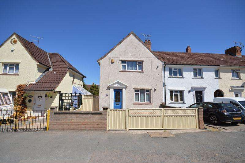 3 Bedrooms End Of Terrace House for sale in Marksbury Road, Bristol