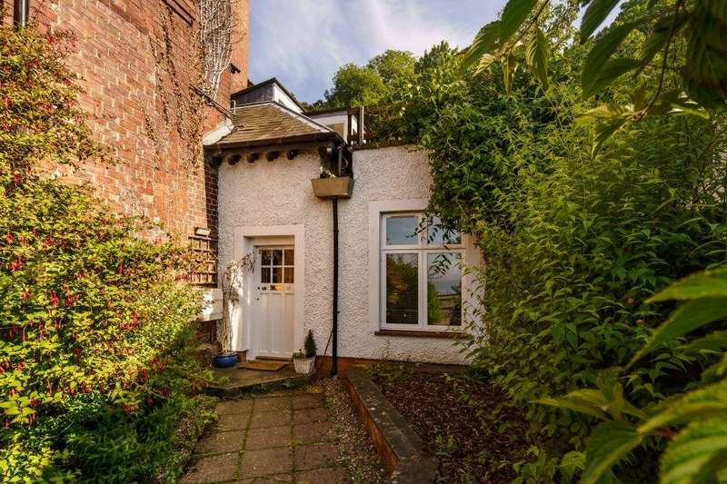 2 Bedrooms Semi Detached House for sale in 21 Newhalls Road, South Queensferry, EH30 9TA