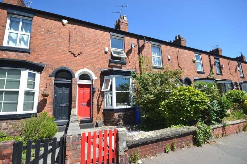 2 Bedrooms Terraced House for sale in Albert Hill Street, Didsbury