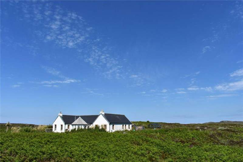3 Bedrooms Detached Bungalow for sale in An Lanntair, Isle of Coll, Argyll and Bute, PA78
