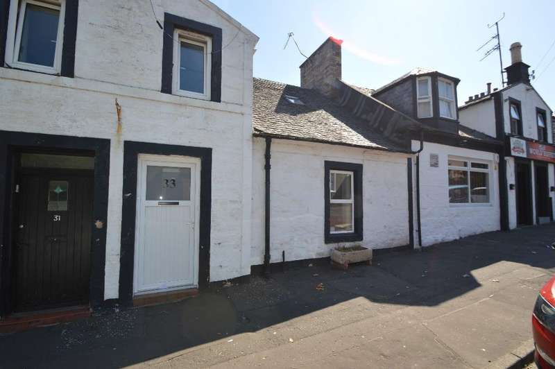2 Bedrooms Terraced House for sale in Main Street, Dundonald, South Ayrshire, KA2 9HH