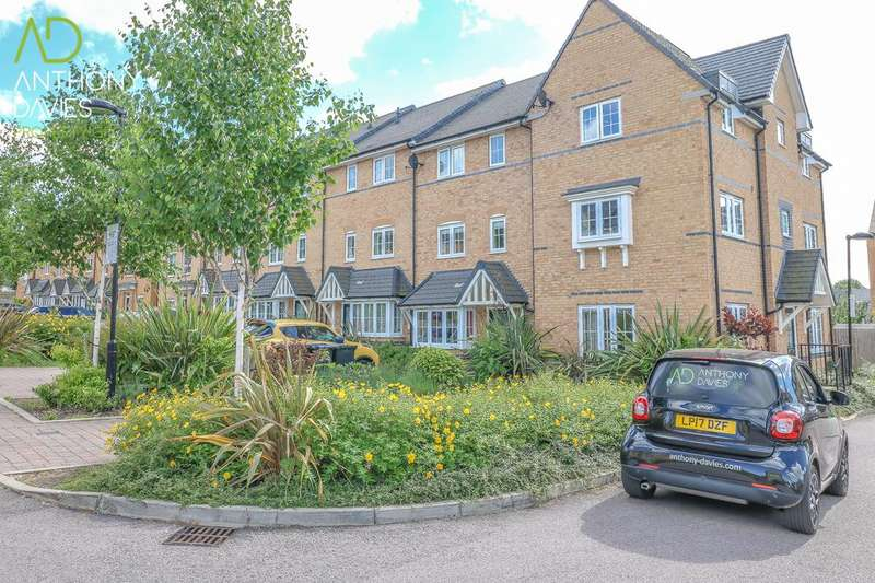 4 Bedrooms Town House for sale in Gallows Way, Hertford, SG13