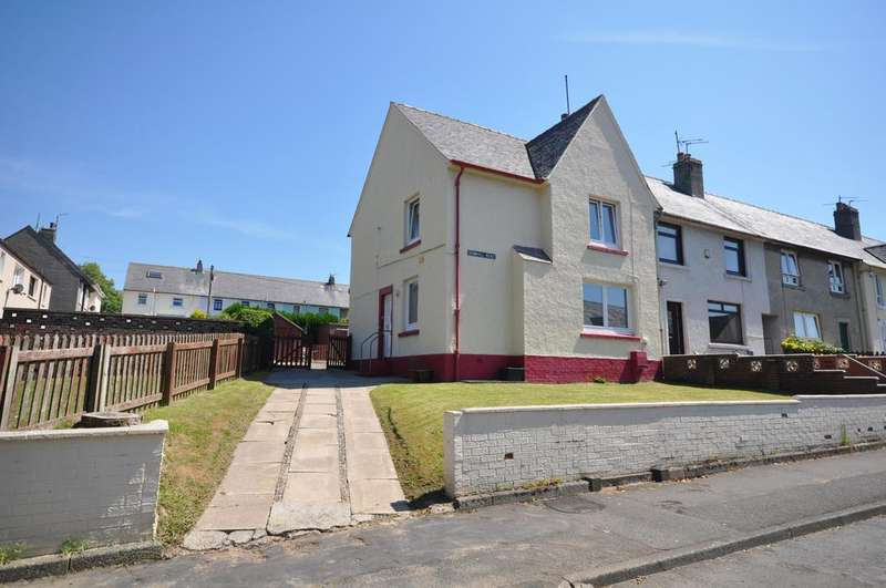 4 Bedrooms End Of Terrace House for sale in 11 Dowhill Road, Girvan KA26