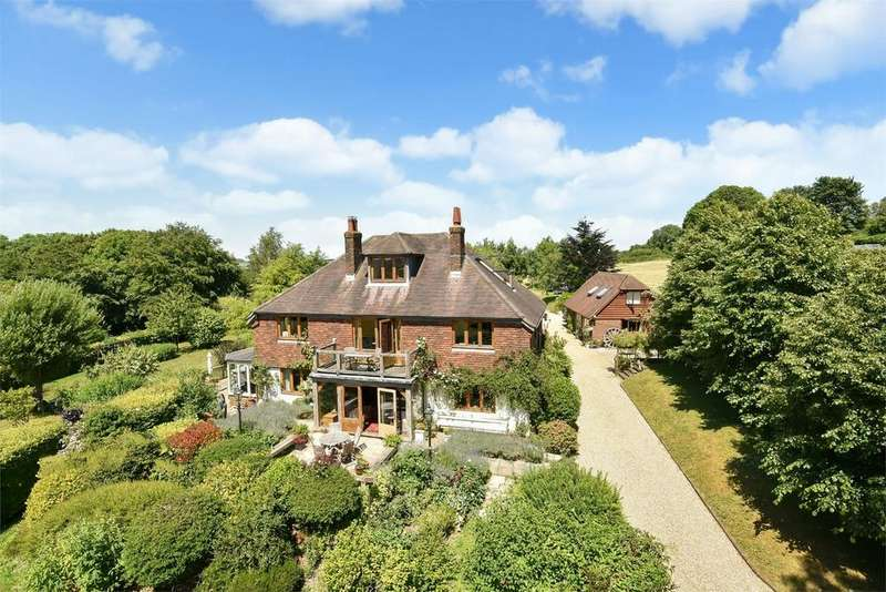 6 Bedrooms Detached House for sale in New Road, Meonstoke, Southampton, Hampshire